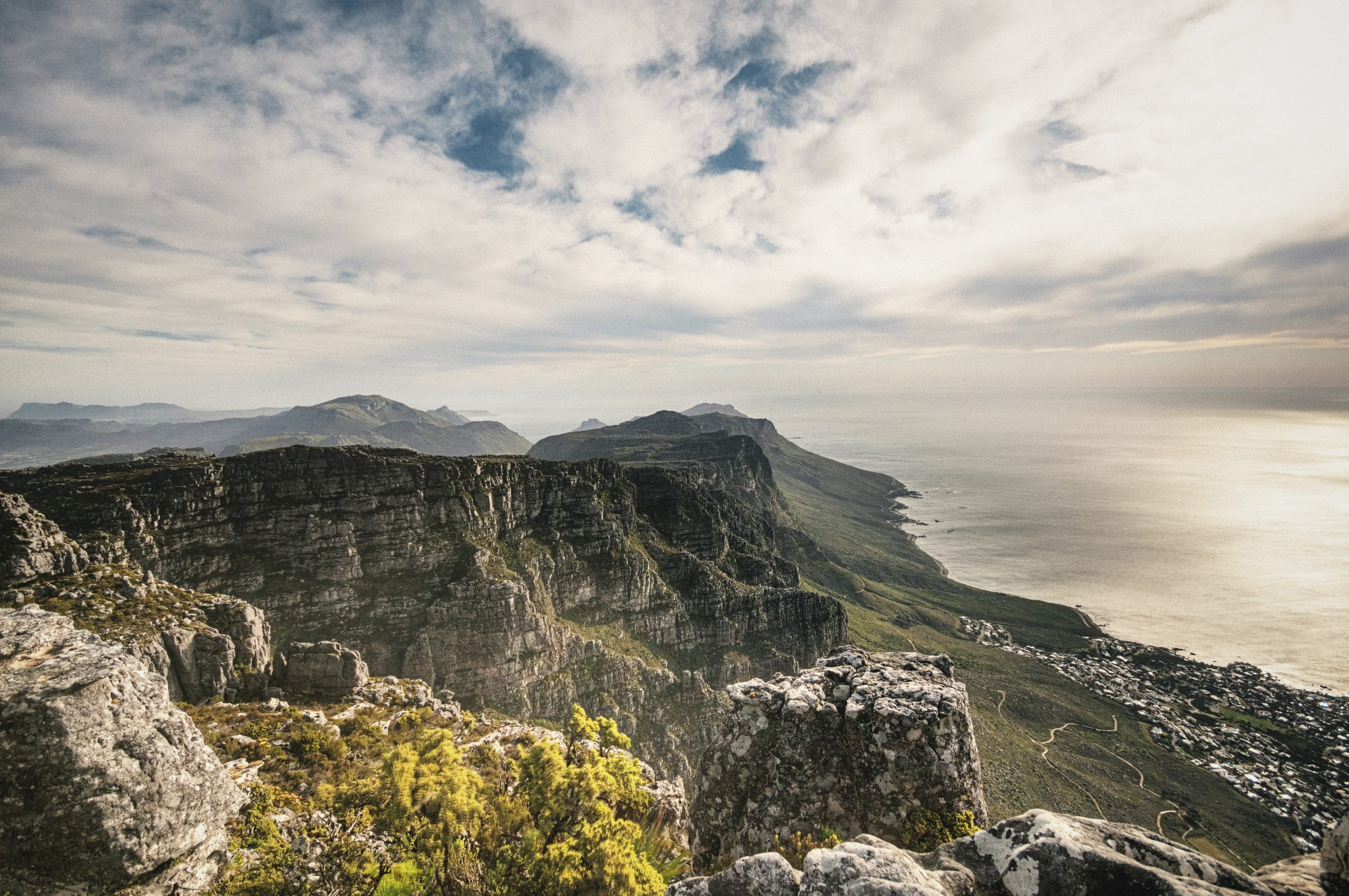 The Table Mountain, Cape Town, South Africa